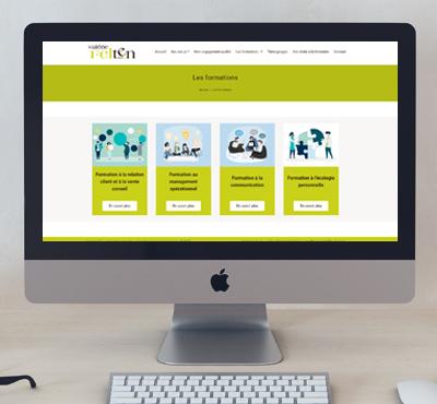 Site web WordPress